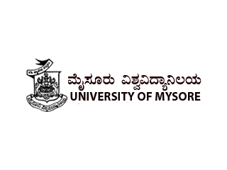 Logo Mysore University