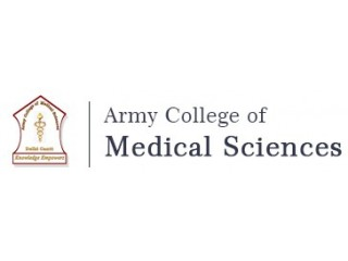 Logo Army College Of Medical Sciences