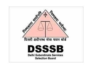 DSSSB Various Vacancy Online Form 2021