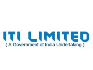 Logo Indian Telephone Industries Limited