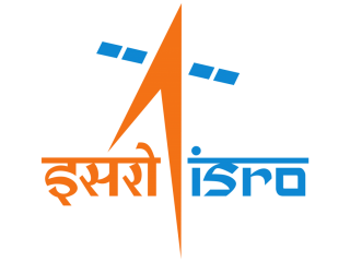 Logo Indian Space Research Organisation (ISRO)