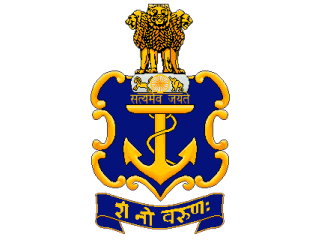 Logo Indian Navy