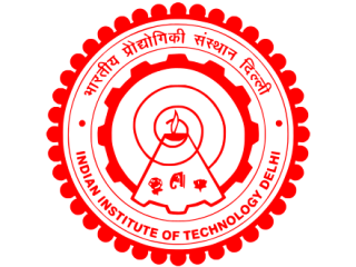 Logo Indian Institute Of Technology Delhi