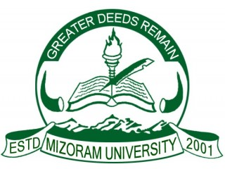 Mizoram University Assistant Professor Job Notification 2021 - 02 Vacancies in MIzoram