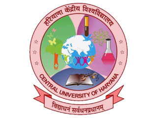 Logo Central University Of Haryana