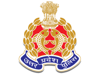 Logo UP Police (Uttar Pradesh)