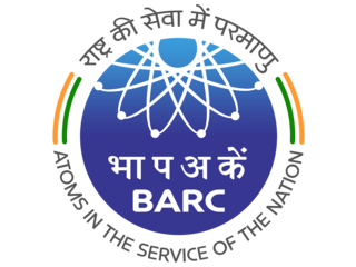 Logo Bhabha Atomic Research Center
